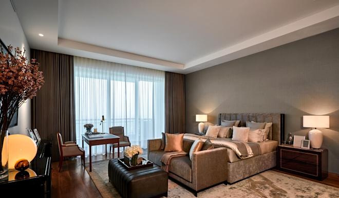 Flats at DLF's The Camellias project range from 7,300 sq ft to 16,000 sq ft. Photo: Handout
