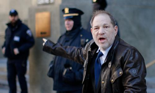 Harvey Weinstein: fourth accuser opts out of settlement to pursue own claim