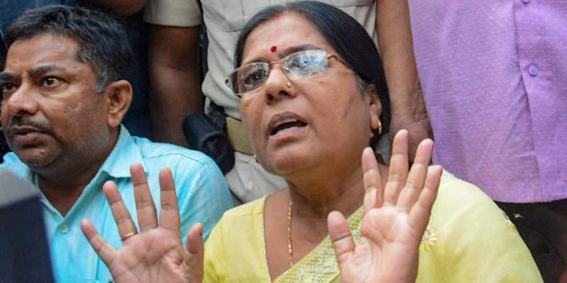 Muzaffarpur Shelter Home Rapes Case: Ex-Bihar Minister Manju Verma & Her Husband Chandrasekhar Jailed