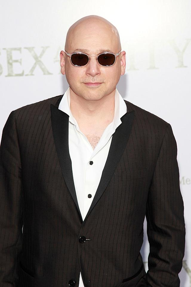 """<a href=""""http://movies.yahoo.com/movie/contributor/1800124549"""">Evan Handler</a> at the New York City premiere of <a href=""""http://movies.yahoo.com/movie/1810111276/info"""">Sex and the City 2</a> - 05/24/2010"""