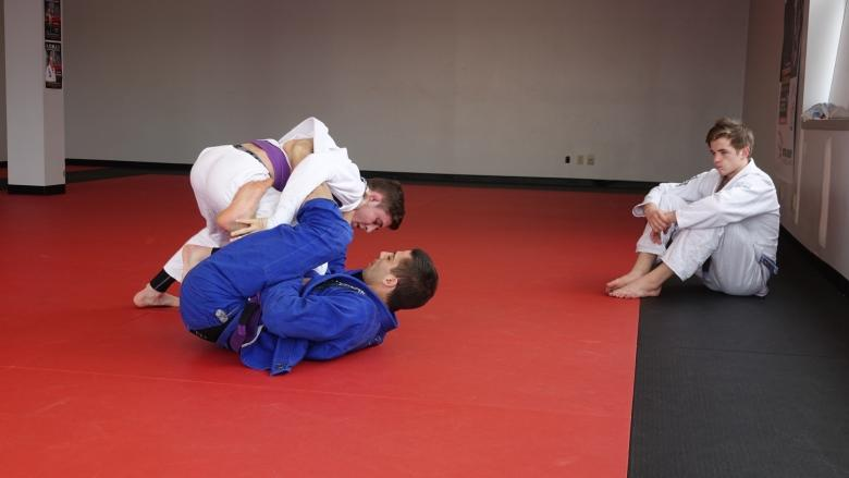 Postponed jiu-jitsu championship rebounds in Ottawa