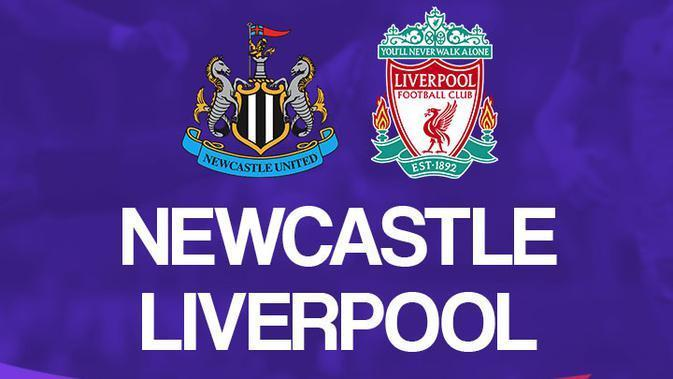 Premier League - Newcastle United Vs Liverpool (Bola.com/Adreanus Titus)