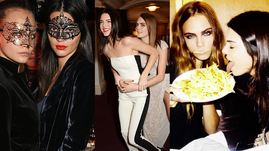 <p>10 Times Kendall And Cara Were The Ultimate BFFs</p>