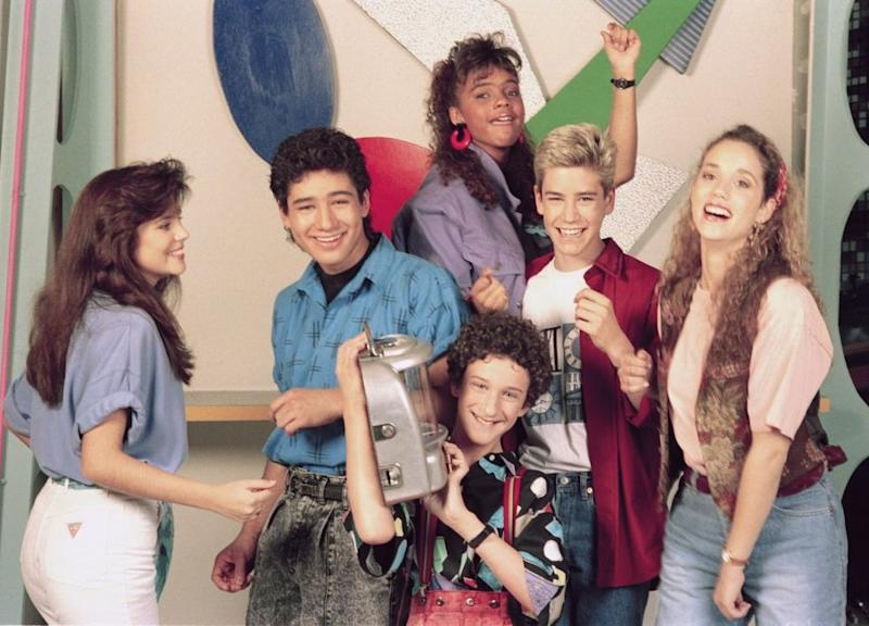 Saved by the Bell | NBCU Photo Bank/ Getty