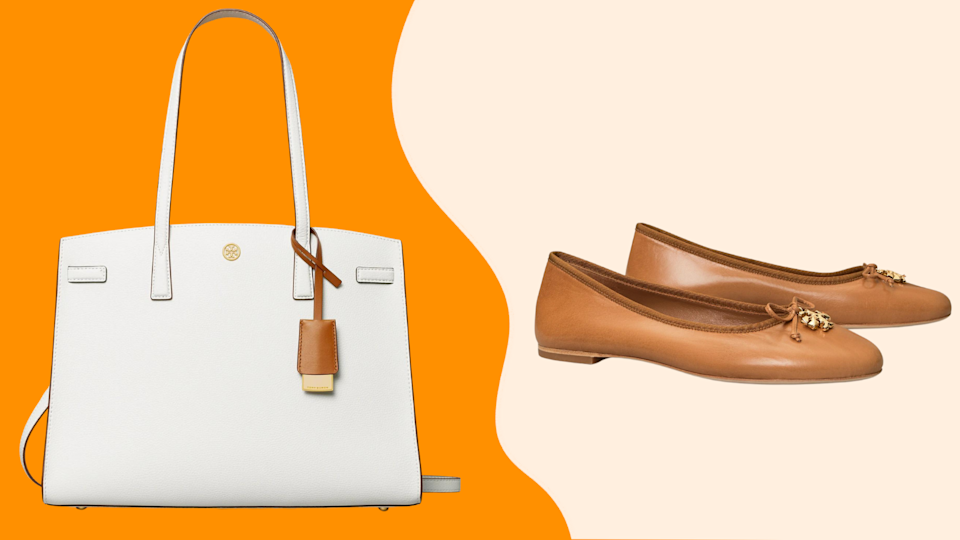 The Tory Burch Semi-Annual Sale is still going strong.