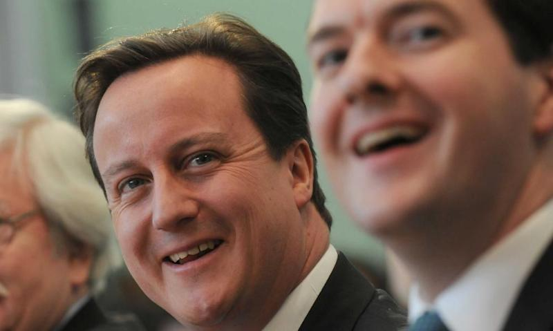 The Observer view on Sasha Swire's insider diary of the past Tory decade