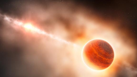 Gas giants must form a massive core before they can begin accreting gas, but how the process works has been a mystery for more than three decades.