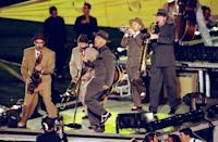 """<p>Big Bad Voodoo Daddy kicked off the show in Zoot suits.</p><p><a class=""""link rapid-noclick-resp"""" href=""""https://www.youtube.com/watch?v=buO6qEC47RU&ab_channel=ryokanam"""" rel=""""nofollow noopener"""" target=""""_blank"""" data-ylk=""""slk:WATCH NOW"""">WATCH NOW</a></p>"""