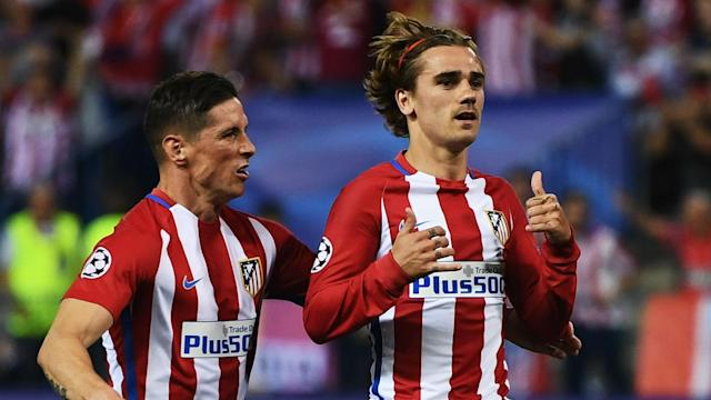 Antoine Griezmann is like a midfelder, number 10 a striker all rolled into one, according to Atletico Madrid head coach Diego Simeone.