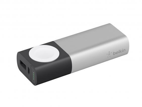 You'll never need to worry about your phone dying thanks to this portable charger (Belkin)