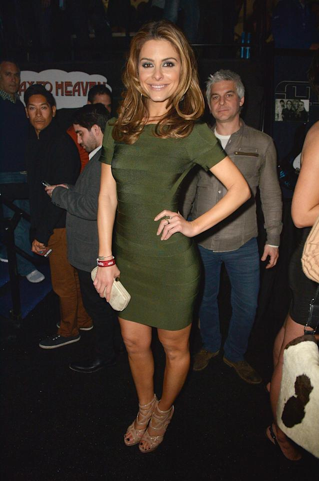 NEW ORLEANS, LA - FEBRUARY 01: Actress Maria Menounos attends the Rolling Stone LIVE party held at the Bud Light Hotel on February 1, 2013 in New Orleans, Louisiana.  (Photo by Gustavo Caballero/Getty Images for Rolling Stone)