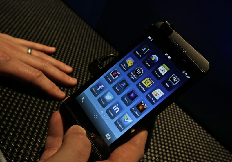 The specs: how new BlackBerry 10 models stack up
