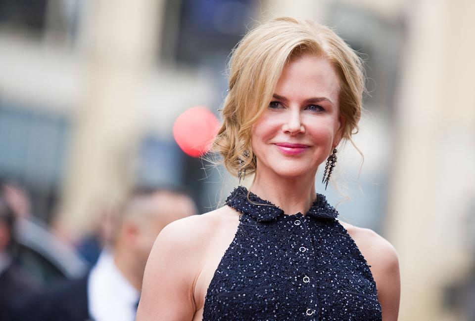 "Actress Nicole Kidman attends the Los Angeles premiere of ""Paddington"" at TCL Chinese Theatre IMAX on January 10, 2015 in Hollywood, California."