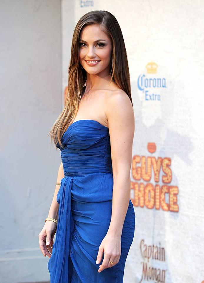 """Parenthood's"" Minka Kelly turns 31 Frazer Harrison/<a href=""http://www.gettyimages.com/"" target=""new"">GettyImages.com</a> - June 4, 2011"