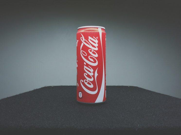 Coca-Cola is a fizzy drink not a fake tan! [Photo: Donald Tong via Pexels]