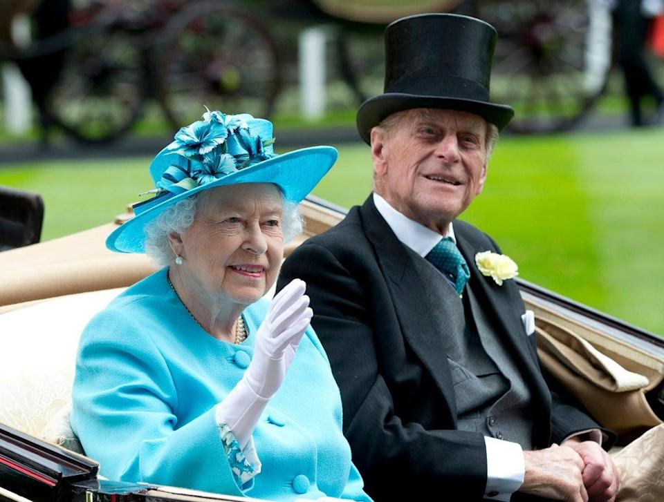 Britain Prince Philip (Copyright 2021 The Associated Press. All rights reserved.)
