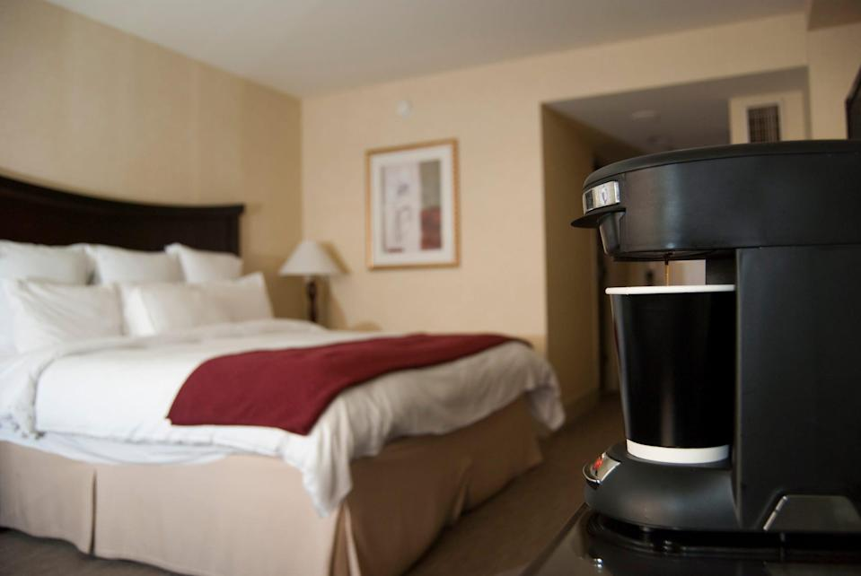 Hotel room rates in Canada are rising but are still below pre-pandemic levels.