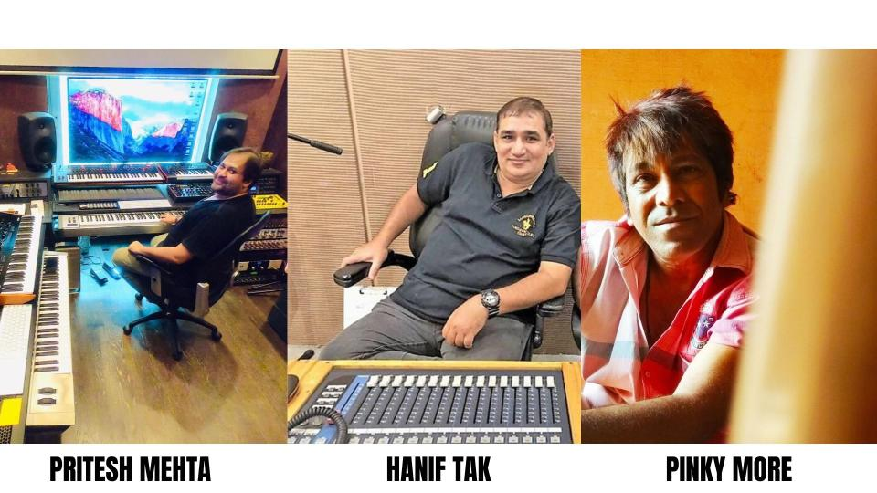 Pritesh Mehta, Hanif Tak and Pinky More were among the sound technicians who passed away recently.
