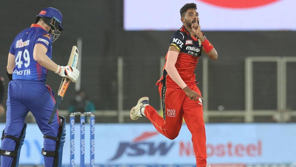 IPL 2021, RCB overcome DC to move atop: Records broken