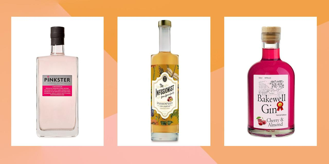 "<p>If you love discovering new and unusual gin flavours then take note! We've rounded up 48 of the best flavoured gin drinks available to buy right now, from a raspberry & rose shimmery gin flavour, to Lidl's best gins, <a href=""http://www.cosmopolitan.com/uk/worklife/a10362959/gordons-pink-gin/"" target=""_blank"">berry pink gin</a>, violet gin and other botanical delights.</p><p>Get your credit cards ready...</p>"