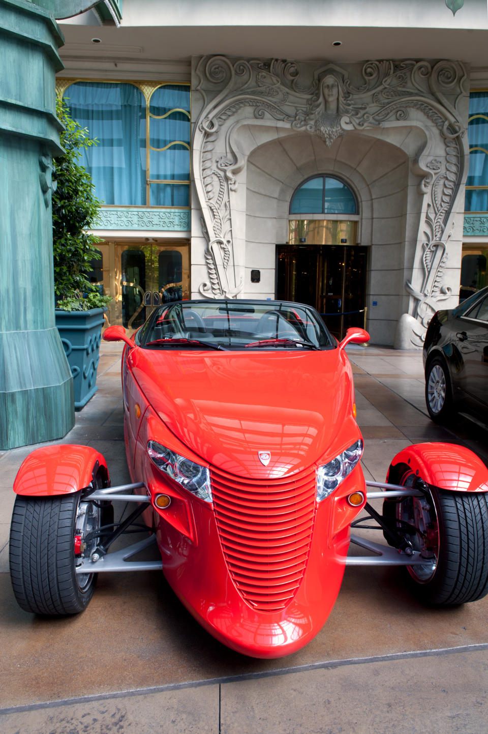 Chrysler Prowler Hot Rod. Foto: Getty Images