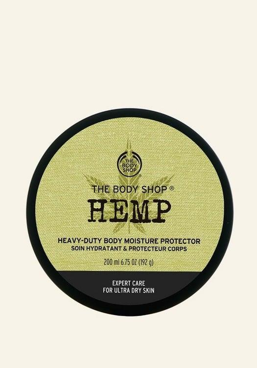 <p>You have a big imagination that you often let stress you out and get you worked up. <span>The Body Shop Hemp Body Moisture Protector</span> ($20) features hemp that can calm the skin down (and you) when it's overworked.</p>