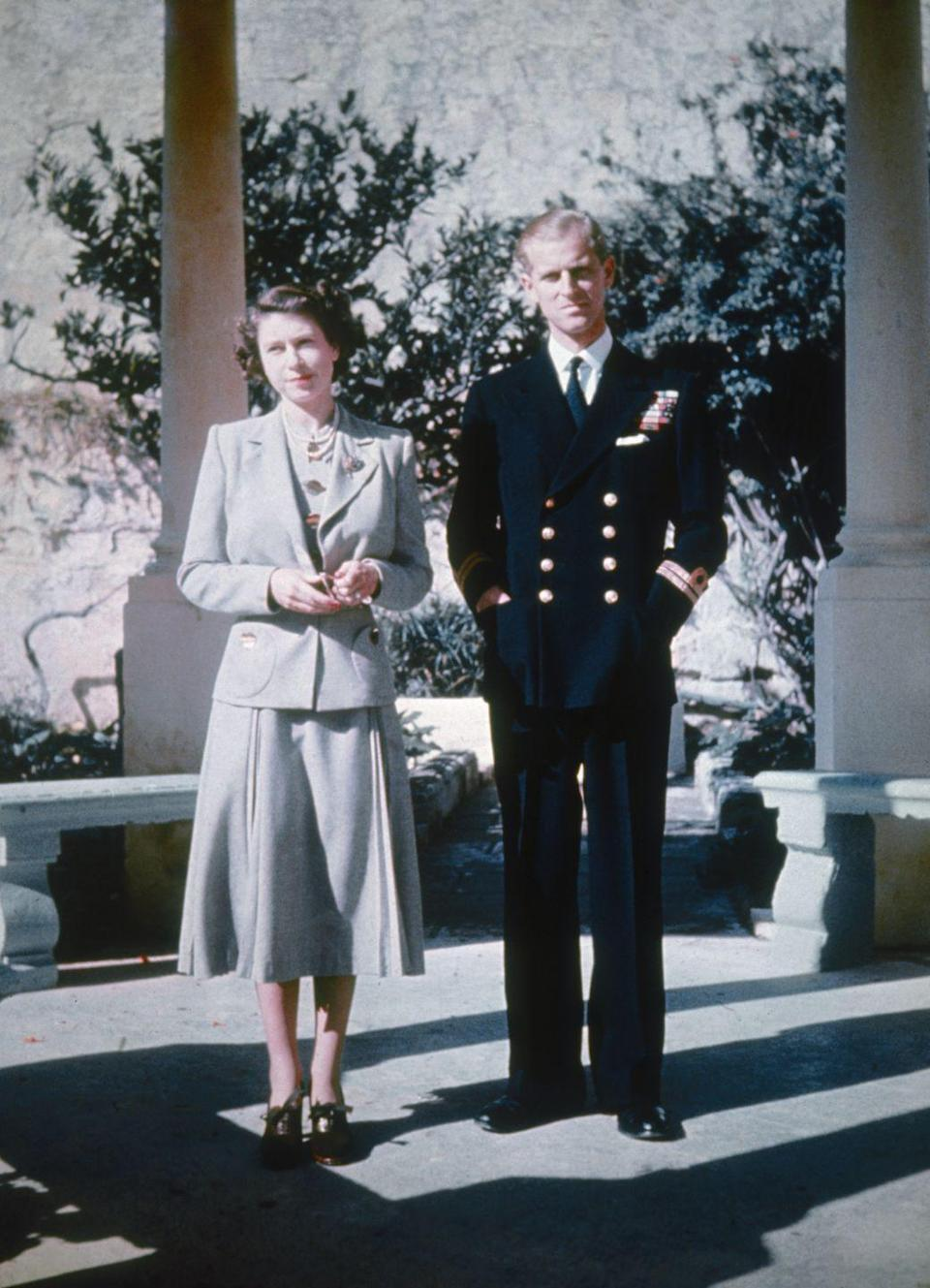 <p>The royal couple initially moved to Clarence House in London, before the Royal Navy stationed Philip in Malta, Greece, in 1949. His active naval career lasted until 1951. It was time to take on royal duties. <br></p>