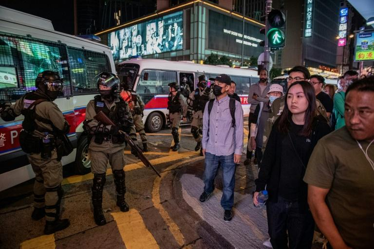 Six months of pro-democracy protests have divided Hong Kong's society, pitting relatives, friends and even lovers against each other