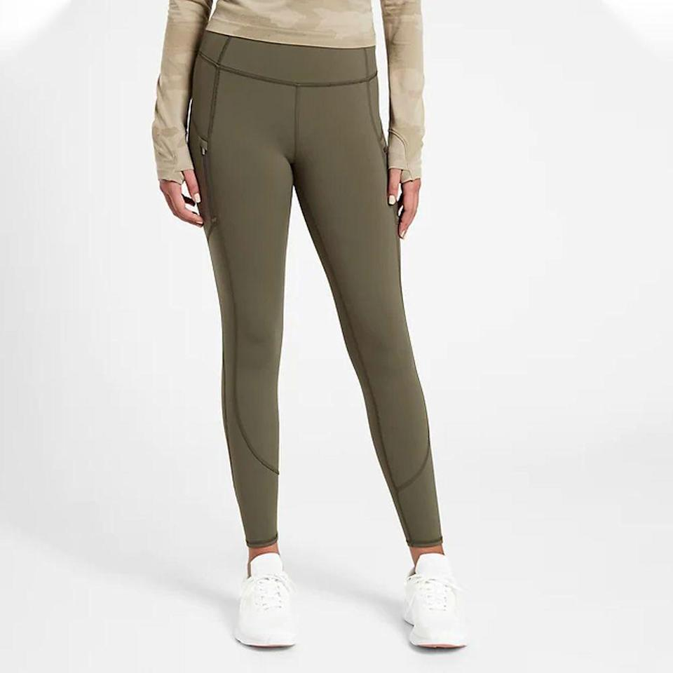 """<p><strong>Athleta</strong></p><p>athleta.gap.com</p><p><strong>$98.00</strong></p><p><a href=""""https://go.redirectingat.com?id=74968X1596630&url=https%3A%2F%2Fathleta.gap.com%2Fbrowse%2Fproduct.do%3Fpid%3D487745002%26cid%3D1160284%26pcid%3D1134876%26vid%3D1%26grid%3Dpds_6_122_1%23pdp-page-content&sref=https%3A%2F%2Fwww.bestproducts.com%2Ffitness%2Fequipment%2Fg362%2Fhealth-and-fitness-gift-ideas%2F"""" rel=""""nofollow noopener"""" target=""""_blank"""" data-ylk=""""slk:Shop Now"""" class=""""link rapid-noclick-resp"""">Shop Now</a></p><p>Whether someone actually wants to run outside in frigid temps or they're just trying to get to and from the gym without freezing their butt off, these high-rise tights with SuperSonic stretch fabric will keep them warm without making them overheat.</p>"""