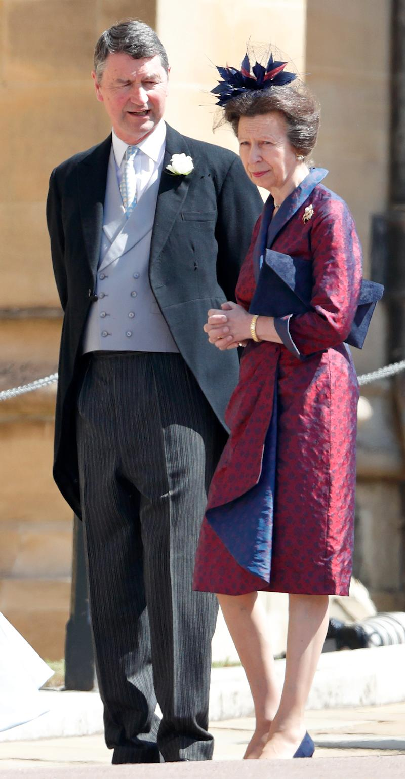 Princess Anne has been married to Sir Timothy Laurence since 1992. Photo: Getty