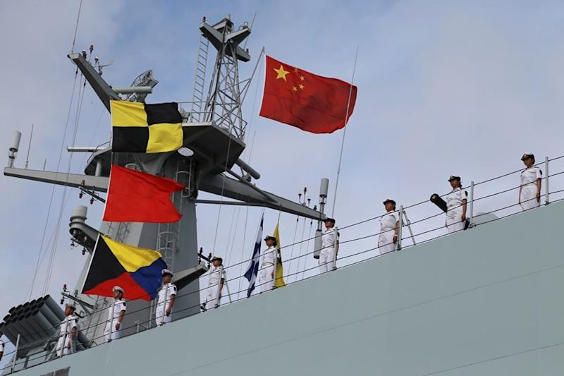 China Expands Amphibious Forces in Challenge to US Beyond Asia: Report