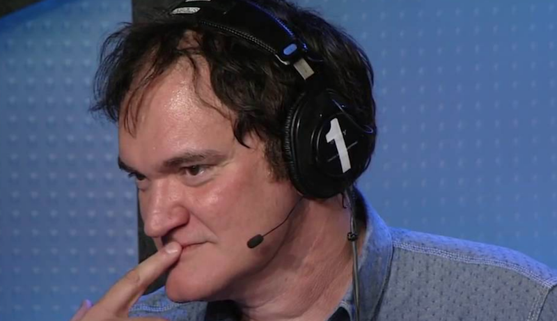 Quentin Tarantino curates massive playlist of favorite songs from his films