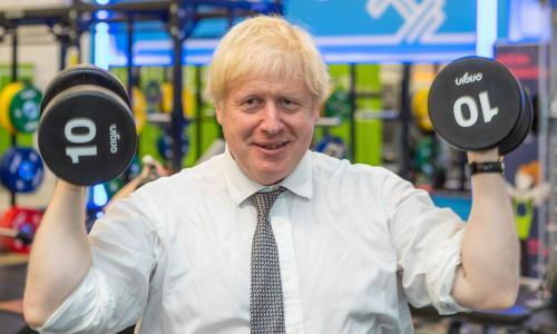 It's taken just 12 months for Boris Johnson to create a government of sleaze