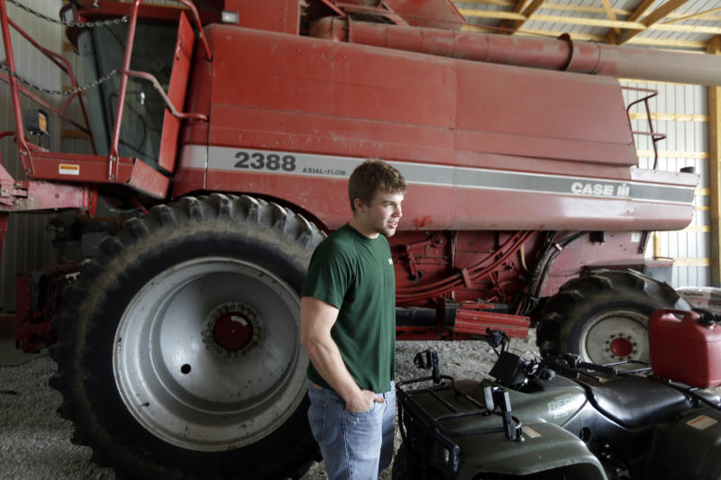 Future heads of family farms dig into financials