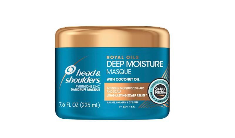 Head and Shoulders Royal Oils Deep Moisture Masque Conditioner