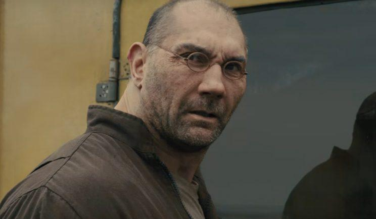 Here's our first look at Dave Bautista in Blade Runner 2049 - Credit: Warner Bros.