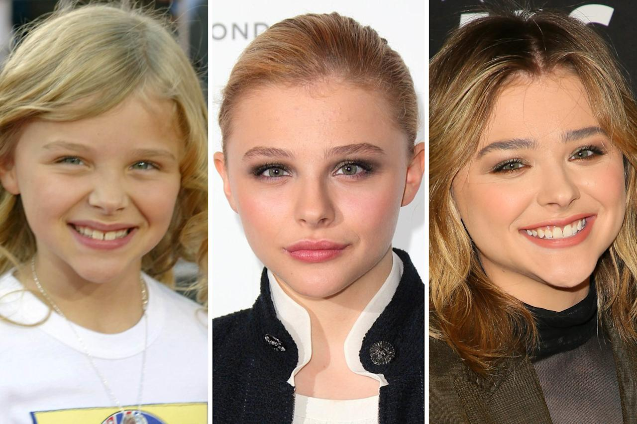 """<p><a rel=""""nofollow"""" href=""""http://www.teenvogue.com/gallery/chloe-grace-moretz-birthday-beauty?mbid=synd_yahooentertainment"""">Chloë Grace Moretz</a> has won our hearts in hit movies like <em>If I Stay</em>, <em>Carrie</em>, <em>Let Me In</em>, and <em>Kick-Ass</em>, but her acting chops make up just one of the <em>many</em> reasons why we've fallen for the star. Chloë kicked off her career at age 7 with a role in the TV show <em>The Guardian</em>, and wooed everyone with her laid-back air — but as she's gotten older, her off-screen persona has become just as captivating (as evidenced in her <a rel=""""nofollow"""" href=""""http://www.teenvogue.com/story/october-cover-star-chloe-grace-moretz-talks-to-mentor-julianne-moore?mbid=synd_yahooentertainment"""">cover story</a> in our October issue!).</p><p>Her bold fashion choices have made her a favorite among designers (earning her those <em>coveted</em> front row seats), and her hair and makeup looks are no different. Basically, she's the definition of #goals. From brushed-out brows to sculptural topknots, Chloë can wear it all — and she does it in such a casual way that makes it oh-so-easy to recreate. Ahead, see the actress grow up in the spotlight — and all of her cool looks along the way!</p>"""