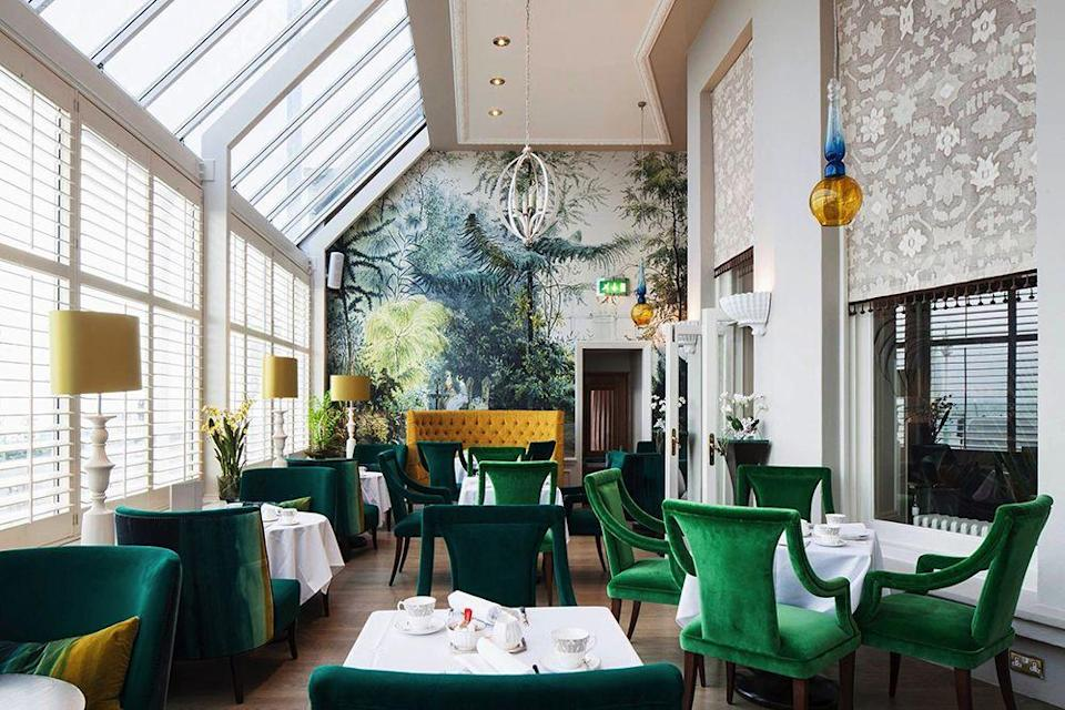 "<p>This Brighton landmark affords sweeping views across the English Channel for a seaside staycation in one of Britain's best-loved cities. Built in 1864, <a href=""https://www.goodhousekeepingholidays.com/offers/east-sussex-brighton-grand-hotel"" rel=""nofollow noopener"" target=""_blank"" data-ylk=""slk:The Grand Brighton"" class=""link rapid-noclick-resp"">The Grand Brighton</a> is stylishly modern inside. </p><p>Bowler-hatted doormen will welcome you, while a<br>grand staircase spirals through seven floors of plush rooms and suites. Restaurant Cyan serves small plates and<br>sharing platters.</p><p>The sea-view rooms are decorated in breezy blues and creams, and have knockout views along the coast.</p><p>Don't miss a drink in the Victoria Bar, which boasts a striking interior and a Grand twist on classic cocktails. You also<br>can't beat afternoon tea in the glass-covered Victoria Terrace<br></p><p><a class=""link rapid-noclick-resp"" href=""https://www.goodhousekeepingholidays.com/offers/east-sussex-brighton-grand-hotel"" rel=""nofollow noopener"" target=""_blank"" data-ylk=""slk:EXCLUSIVE DEAL FOR GH READERS"">EXCLUSIVE DEAL FOR GH READERS</a></p>"