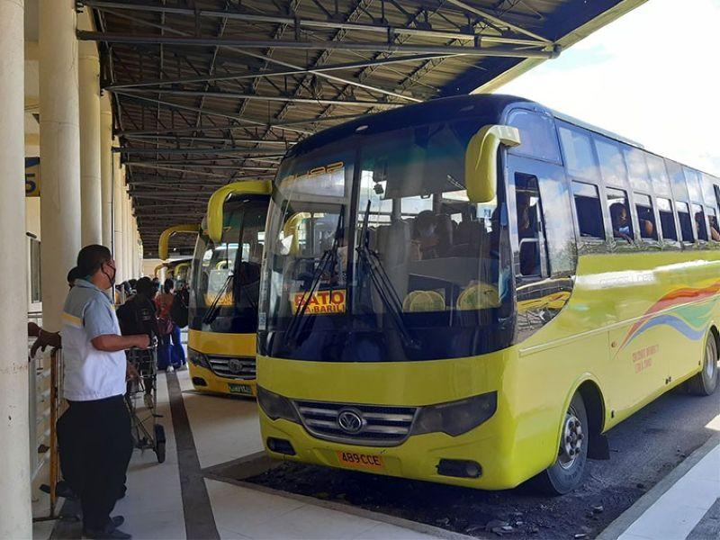 South Bus Terminal reopens to public