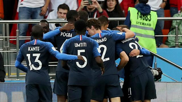 After a second successive one-goal win at Russia 2018, the Les Bleus midfielder insisted that his team could play better
