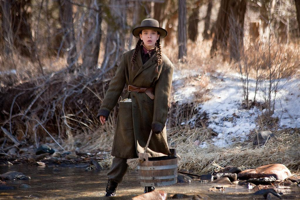 """To go in a completely different direction, Hailee Steinfeld in """"<a href=""""http://movies.yahoo.com/movie/true-grit/"""">True Grit</a>"""" (2010). She plays a 14-year-old girl with a great moral center and moves mountains in her quest. She grows into the heart and soul of a wonderful movie by the Coen brothers, who have also compiled a long list of wonderful female heroines. <br><br>Think of any other examples? Share them with AP Movie Critic Christy Lemire through Twitter: http://twitter.com/christylemire <br><br>And with Oliver Stone: http://twitter.com/TheOliverStone"""