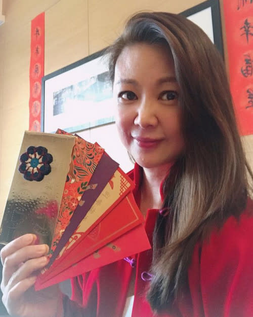 Linda had to celebrate the Lunar New Year without her family this year