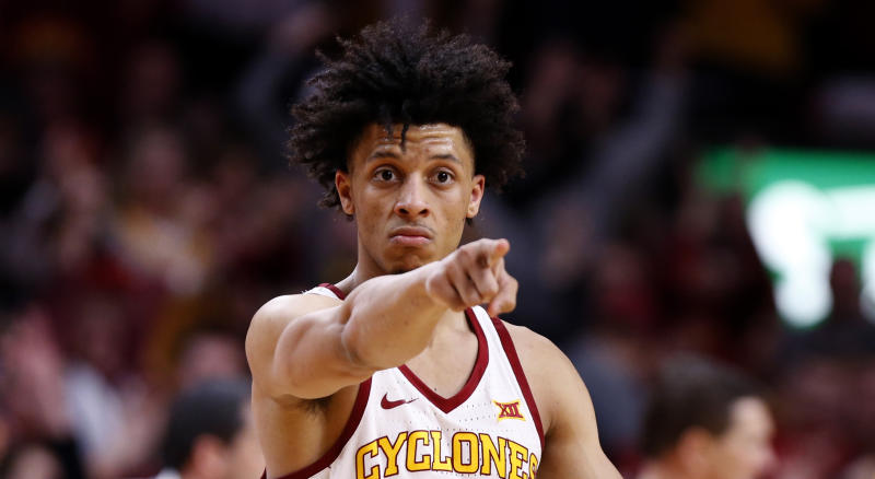 Iowa State's Lindell Wigginton Threw Down A Mesmerizing Dunk Against Oklahoma