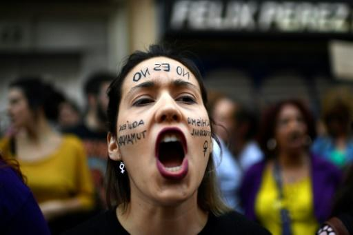 Spain's rape laws were thrust into the spotlight after a court acquitted five men of sexual assault