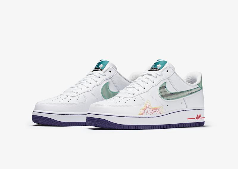 Nike Air Force 1: Music