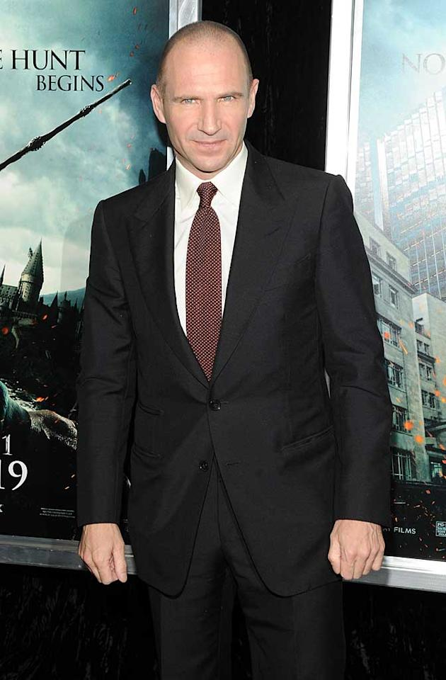 "December 22: Ralph Fiennes turns 48 Stephen Lovekin/<a href=""http://www.gettyimages.com/"" target=""new"">GettyImages.com</a> - November 15, 2010"