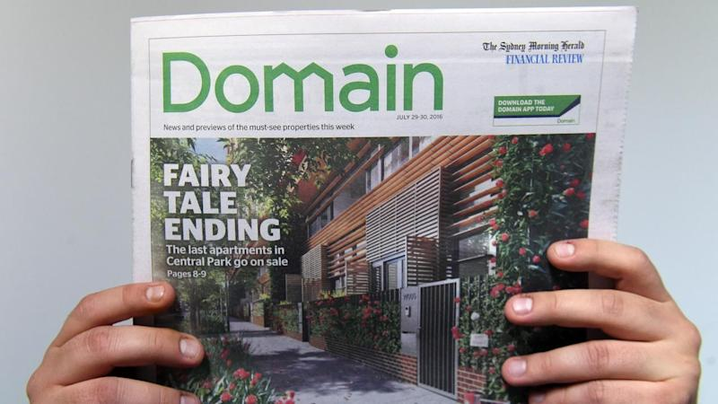 Fairfax shareholders' 1 for 10 Domain deal