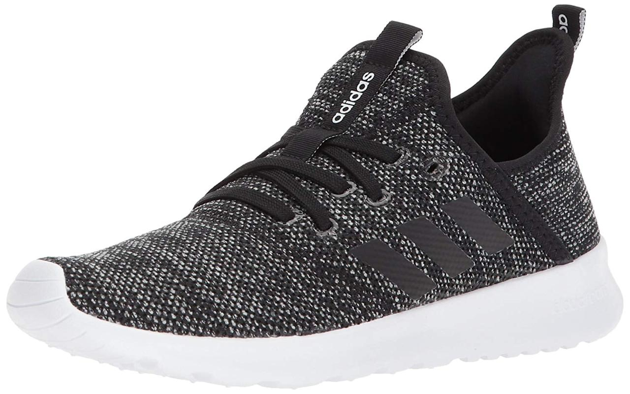 "<p>If you're on the hunt for a lightweight running shoe, consider these <a href=""https://www.popsugar.com/buy/Adidas-Cloudfoam-Pure-Sneakers-432193?p_name=Adidas%20Cloudfoam%20Pure%20Sneakers&retailer=amazon.com&pid=432193&price=40&evar1=fit%3Auk&evar9=45595071&evar98=https%3A%2F%2Fwww.popsugar.com%2Ffitness%2Fphoto-gallery%2F45595071%2Fimage%2F46097407%2FAdidas-Cloudfoam-Pure-Running-Shoe&list1=shopping%2Csneakers%2Crunning%20shoes%2Cgift%20guide%2Cfitness%20gear&prop13=api&pdata=1"" rel=""nofollow"" data-shoppable-link=""1"" target=""_blank"" class=""ga-track"" data-ga-category=""Related"" data-ga-label=""https://www.amazon.com/adidas-Womens-Cloudfoam-Pure-Running/dp/B071LF6R2R/ref=sr_1_129?keywords=workout%2Bsneakers%2Bfor%2Bwomen&amp;qid=1554756008&amp;rnid=2941120011&amp;s=apparel&amp;sr=1-129&amp;th=1"" data-ga-action=""In-Line Links"">Adidas Cloudfoam Pure Sneakers</a> ($40-$55).</p>"
