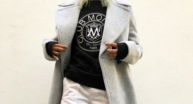 Club Monaco launches their Heritage Crest Collection