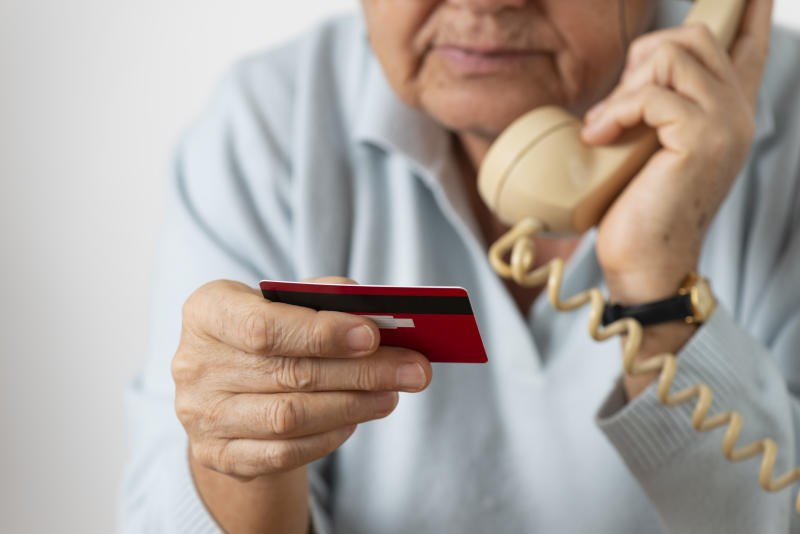 Police data shows customers aged over 65 and some even over the age of 100 are most susceptible to these scams. Photo: Getty